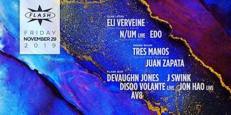 Eli Verveine - N/UM - Tres Manos tickets