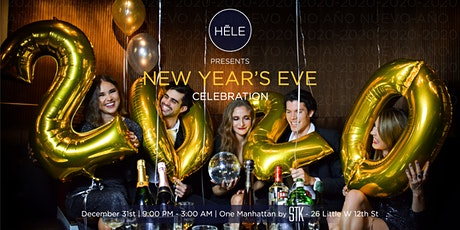 HĒLE New Year's Eve 2020 tickets