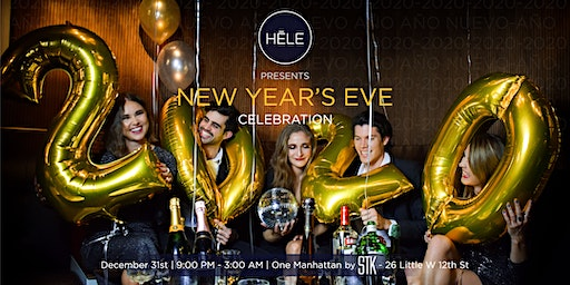 HĒLE New Year's Eve 2020