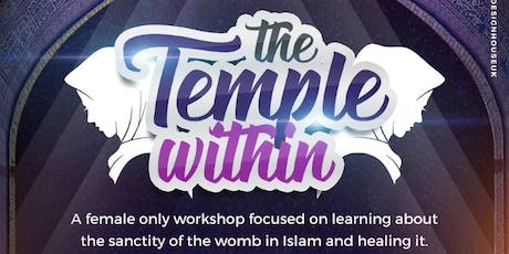 FOREST GATE London - The Temple Within - Womb Workshop tickets