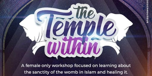 FOREST GATE London - The Temple Within - Womb Workshop