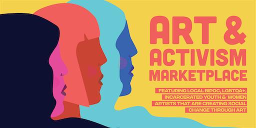 Art & Activism Marketplace