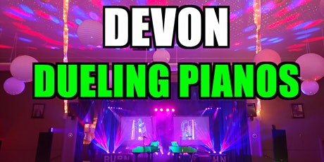 Devon Dueling Pianos Extreme- Burn 'N' Mahn All Request Show tickets