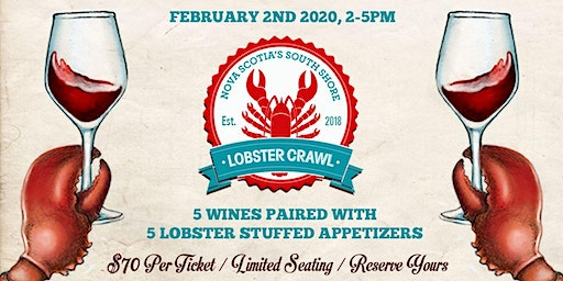 Petite Riviere Vineyards Wine & Lobster Event 2020