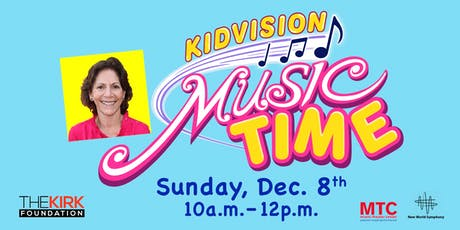 KidVision Music Time Premiere tickets