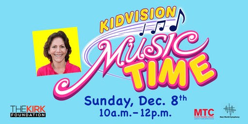 KidVision Music Time Premiere