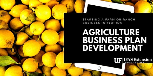 Farming for Profit- Agriculture Business Plan Development