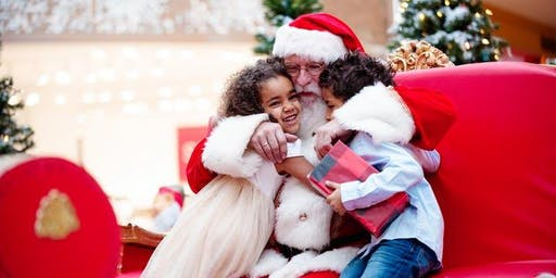Wolfson Children's Sensory-Friendly Santa Experience