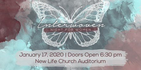 Interwoven - A Night for Women tickets