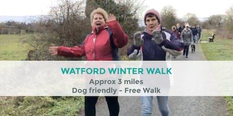 WATFORD WINTER WALK | APPROX 3 MILES | EASY | NORTHANTS tickets