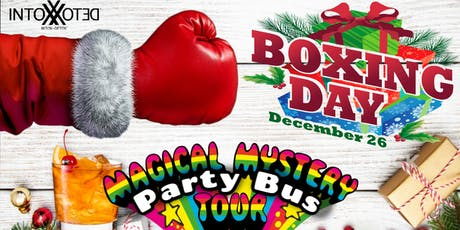 Boxing Day Party Bus tickets