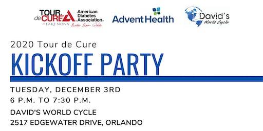 Tour de Cure Kickoff Party