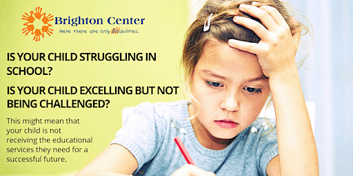 Special Education 101 (2-part series) - February 6 and February 13 at Any Baby Can