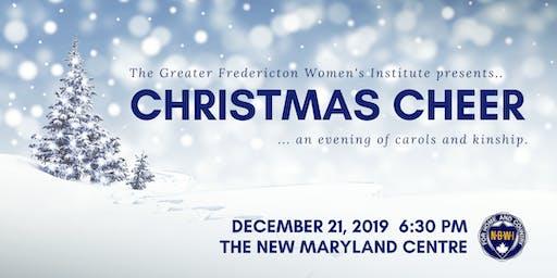 Christmas Cheer: an evening of carols and kinship