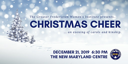 Christmas Cheer: an evening of carols and kinship