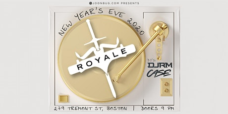 Royale New Year's Eve 2020 tickets