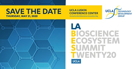 LA BEST 2020 (formerly UCLA Bioscience Innovation Day) tickets