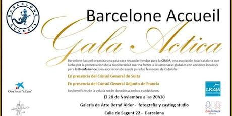 Gala Atica entradas