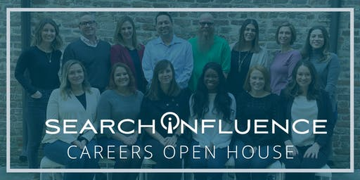 Search Influence Careers Open House
