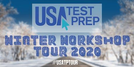 USATestprep Winter Workshop 2020- Indianapolis, IN tickets