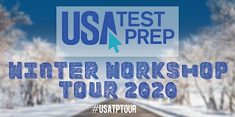 USATestprep Winter Workshop 2020- Columbia, SC tickets