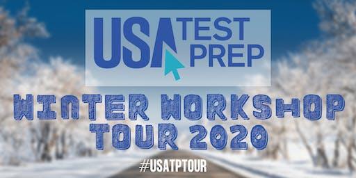 USATestprep Winter Workshop 2020- Marietta, GA