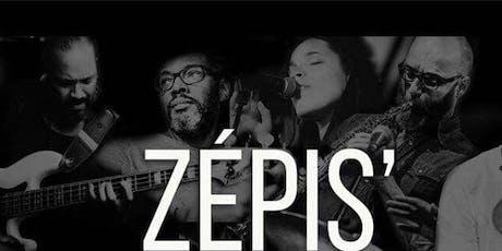 Concert World Jazz - Zépis'- Caveau des Oubliettes billets