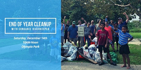 End of Year Cleanup with Congaree Riverkeeper tickets