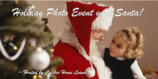 Holiday Photo Event with Santa!