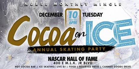 Cocoa on Ice: Fundrasier Ice Skating Party tickets