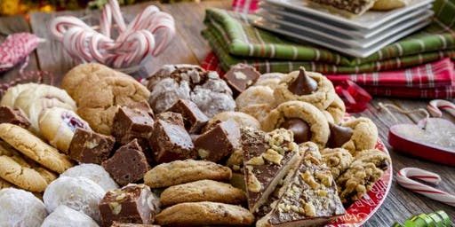 Holiday Cookie Platters