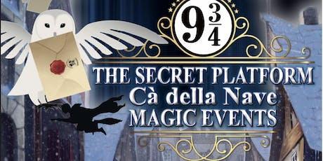 21 Dicembre - NATALE DI MAGIA A CA'DELLA NAVE biglietti