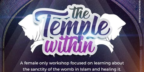 BARKING London - The Temple Within - Womb Workshop tickets