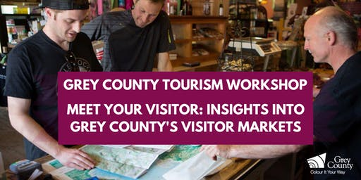 Meet Your Visitor: Insights into Grey County's Visitor Markets