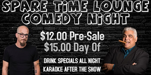 Comedy Night @ Spare Time Lounge