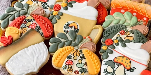 Edible Art and Design- The ART of Cookie Decorating