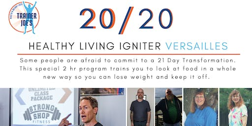 2020  Healthy Living Igniter - Versailles
