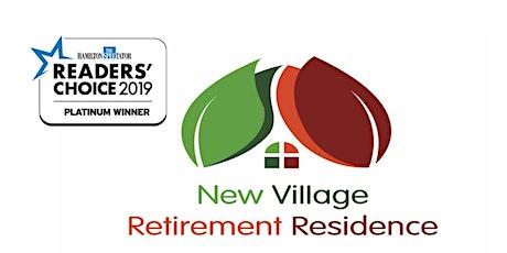 New Village Retirement Valentine's Day Open House tickets