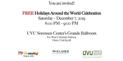 UVU Holidays Around the World