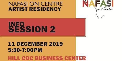 Nafasi Artist Residency Info Session 2