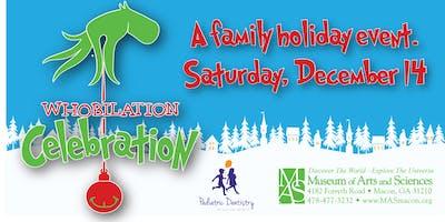 Whobilation Celebration - A Family Holiday Event!