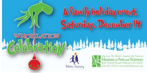 Whobilation Celebration - A Family Holiday Event!