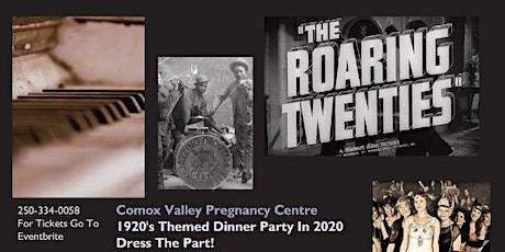 1920's Dinner Party in 2020 tickets