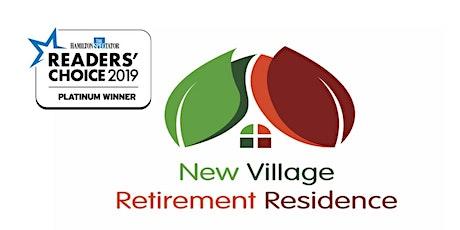 New Village Retirement St. Patricks Open House tickets