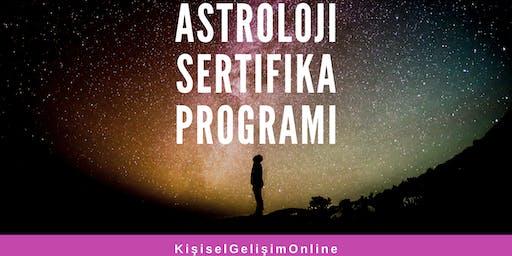 Astroloji Sertifika Programı
