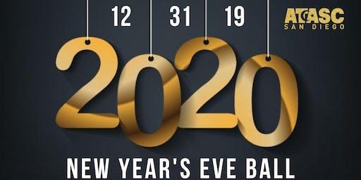 2020 ATASC-San Diego New Year's Eve Ball