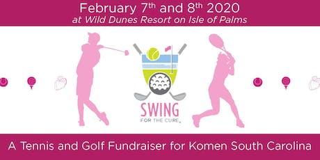 Susan G. Komen South Carolina Swing for the Cure tickets