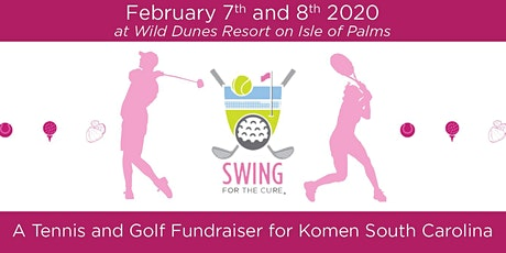 Susan G. Komen South Carolina Swing for the Cure tickets