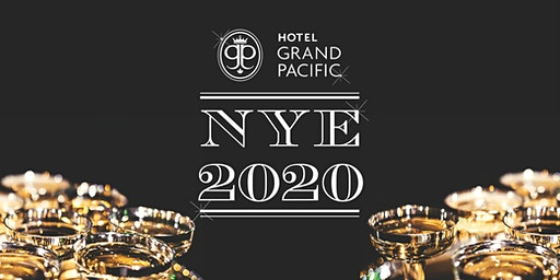 SOLD OUT - New Year's Eve Party at the Hotel Grand Pacific (19+)
