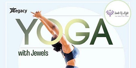Yoga with Jewels tickets